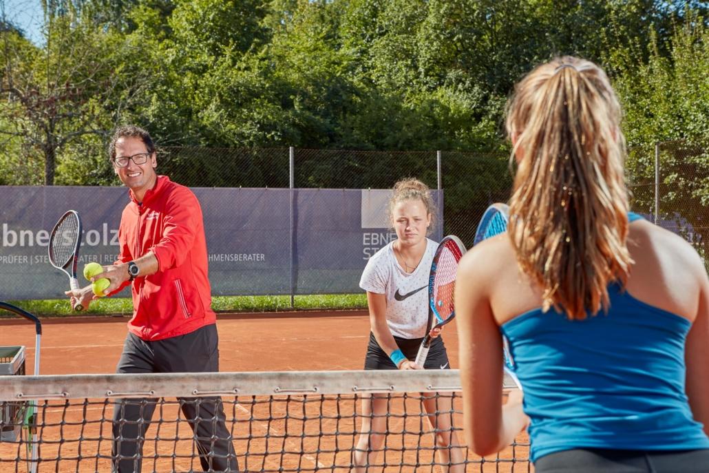 Tennistraining Alexander Bantel Tenniscamp
