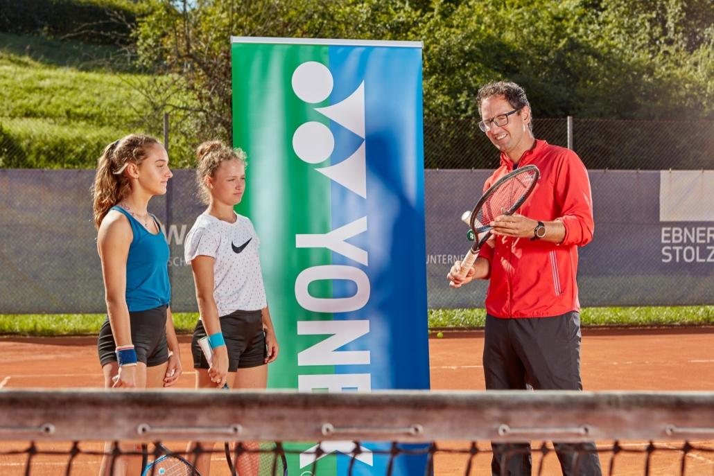 Tennistraining Alexander Bantel Tennisservice