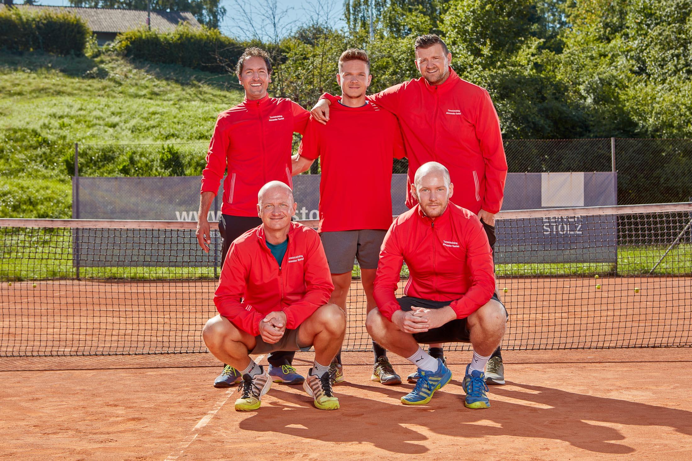Tennistraining Alexander Bantel Verein