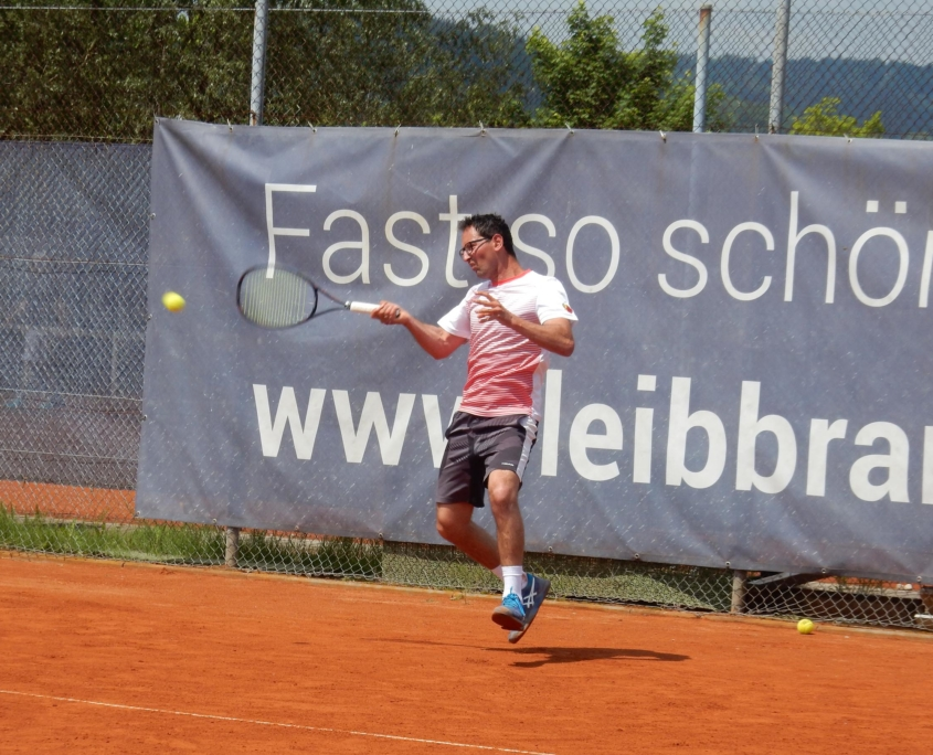 Alexander Bantel Tennistrainer