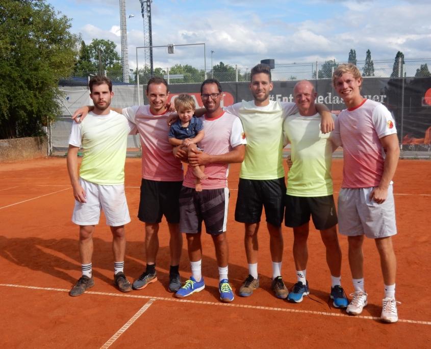 Alexander Bantel Tennistraining Team