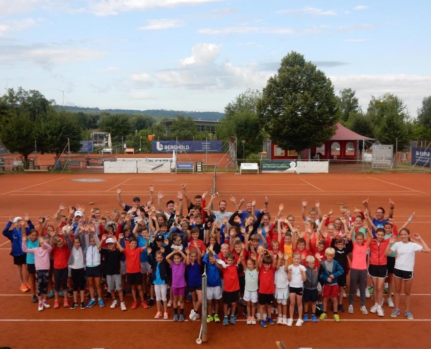 Alexander Bantel Tennistraining Camps