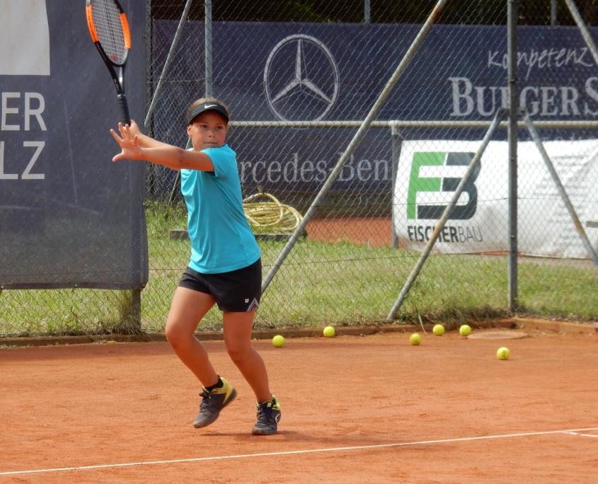 Alexander Bantel Leistungstraining Camps Mädchen